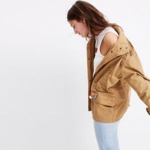 Wear Over Anything Cotton Jacket